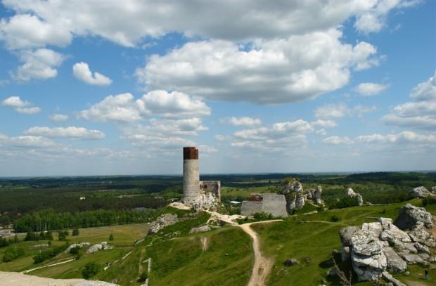 Okolice Częstochowy – szlakiem Orlich Gniazd