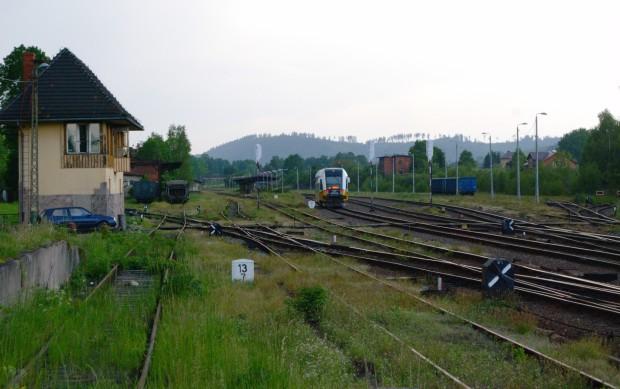 Ścinawka dworzec