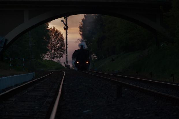 """Ol12-7 wraca do Wolsztyna z poc. """"Seweryn"""""""