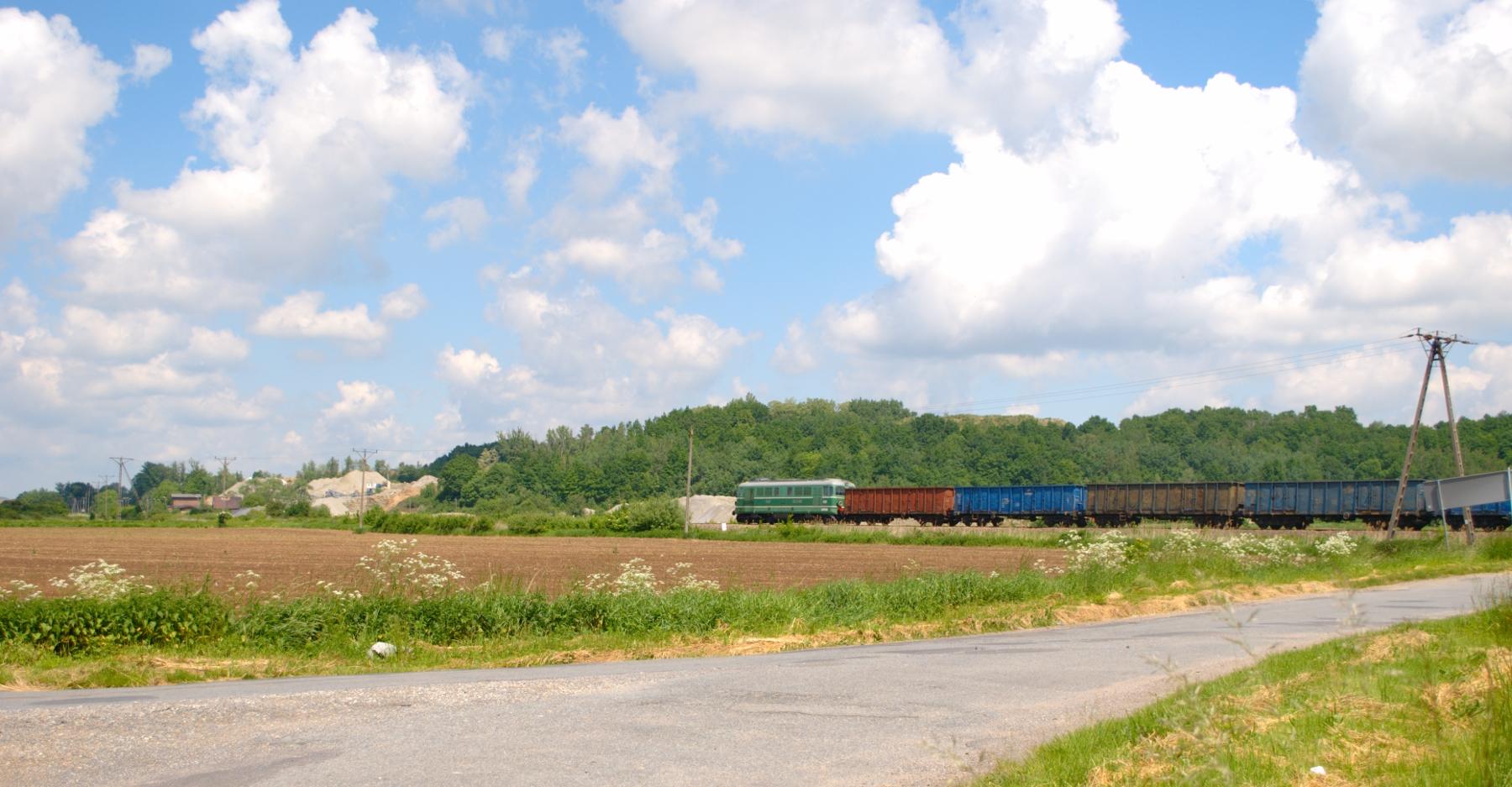 Kolej Sowiogórska i okolice