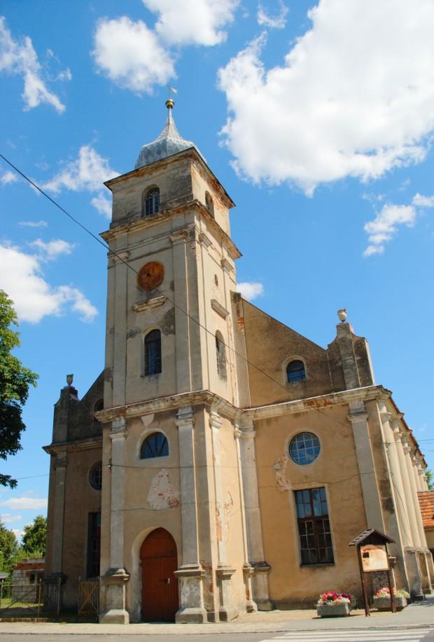 Babimost kościół ewangelicki