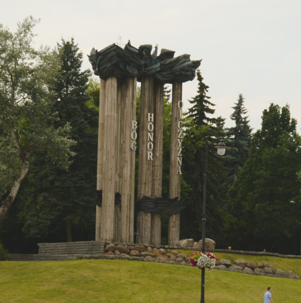 Hiperpolski pomnik – Białystok