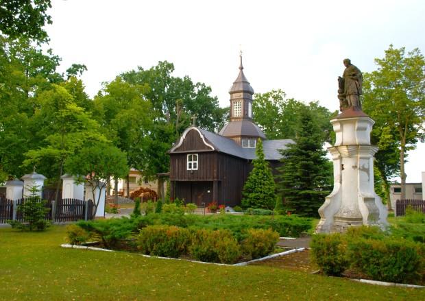 Łomnica kościół